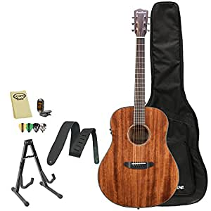 breedlove pursuit drmh pursuit dreadnought mahogany acoustic electric guitar with. Black Bedroom Furniture Sets. Home Design Ideas