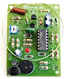 Touch Switch with Alarm Door Knob Project DIY Electronic Circuit Kit 9VDC : FA507