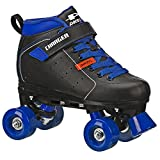 quad skate boots - Pacer Charger Quad Roller Skate from Roller Derby