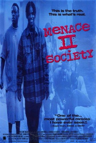 Amazon Menace II Society 11 X 17 Movie Poster