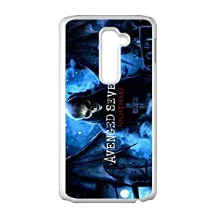 avenged sevenfold nightmare album Phone Case for LG G2
