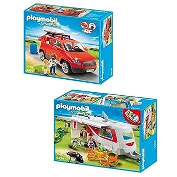Playmobil Pièce de rechange Caravane 5434