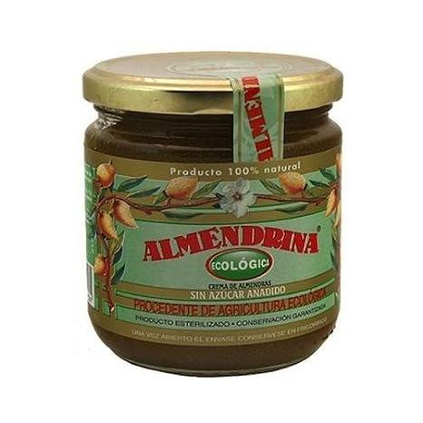 Crema Almendras Sin Azúcar 900 Gr de Almendrina: Amazon.es: Salud y cuidado personal