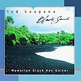 Black Sand by Ledward Kaapana (2011) Audio CD