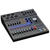 Zoom LiveTrak L-8 Podcast Recorder, Battery