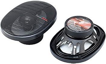 2 Pairs Precision Power300W Car Speakers