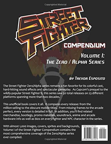 Street Fighter Compendium: Volume I - The Zero/Alpha Series