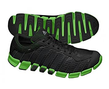 promo code e57be 82a9d ADIDAS Climacool Ride Mens Running Shoes, BlackGreen, UK9.5  Amazon.co.uk Sports  Outdoors