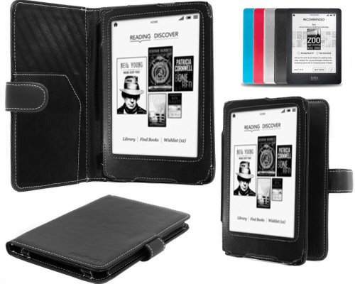navitech-black-bicast-leather-case-featuring-the-innovative-sleep-wake-function-for-the-kobo-mini-5-