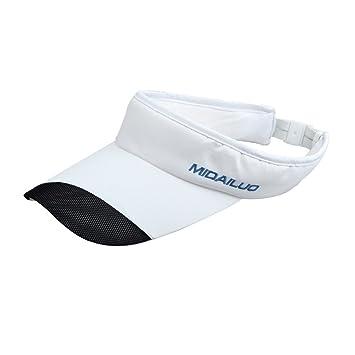 sombrero Amazing Verano vacío para Hombres Tenis Femenino al Aire ...