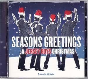 A Jersey Boys Christmas Seasons Greetings