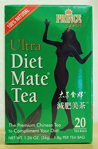 Tea Diet Mate Ultra - Prince of Peace - Ultra Diet Mate Tea - 20 teabags