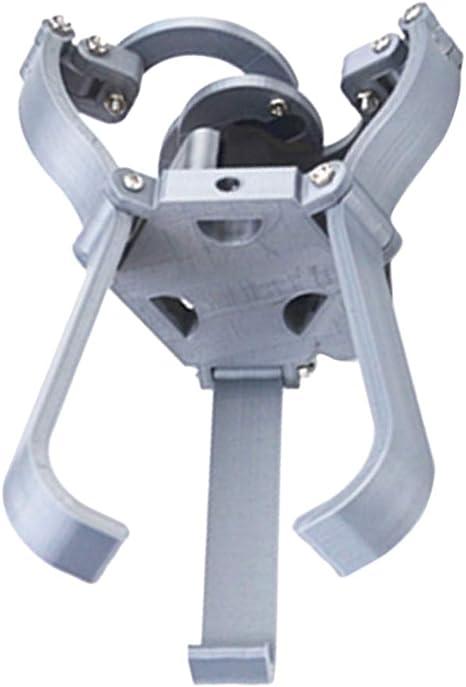 Toygogo Impresora 3D Robot Abrazadera De Pinza Mecánica para Kits ...