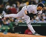 Andy Pettitte Autographed Photo - 8x10 Memories - Mounted Memories Certified - Autographed MLB Photos