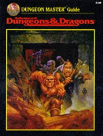 2nd Guide Players Edition - Dungeon Master Guide (Advanced Dungeons & Dragons, 2nd Edition, Core Rulebook/2160)