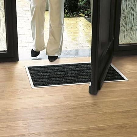 Stainless Steel Matwell Entrance Door Mat Frame Surround Floor Insert  (30u0026quot; X 18u0026quot;