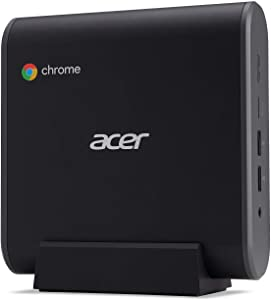 Acer Chromebox, 8th Gen Intel Core i7-8650U, 16GB DDR4, 128GB SSD, Chrome, CXI3-I7V16GNKM4