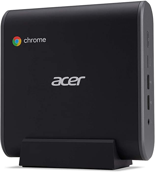 Acer Chromebox, Intel Celeron 3867U Processor, 4GB DDR4, 32GB SSD, Chrome, CXI3-4GNKM4