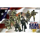 ドラゴン 1/35 アメリカ海軍 特殊部隊 ネイビーシールズ チーム6