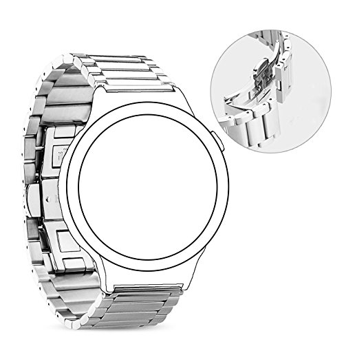 No1seller Stainless Butterfly Bracelet Link Band