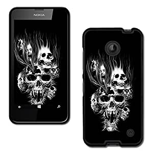 Design Collection Hard Phone Cover Case Protector For Nokia Lumia 635 1574