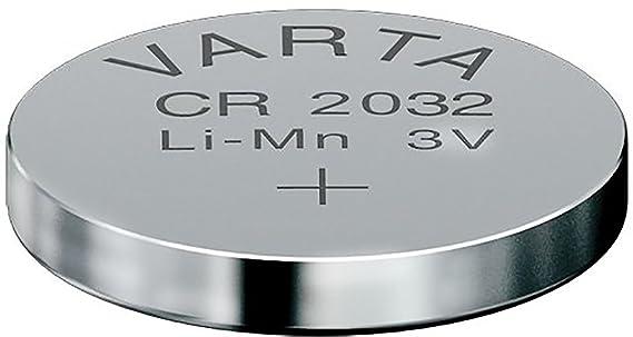 Varta 20er Pack CR2032 Lithium Hochleistungs- Batterie für professionelle Anwendungen - Neuste Generation
