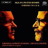 Allan Pettersson: Symphonies Nos. 4 & 16 [CD+DVD]