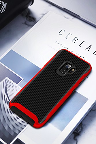 huge selection of f420a 13755 Galaxy S9 Case, TORRAS 2 in 1 Hybrid Anti Fingerprint Slim Fit ...