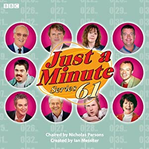 Just a Minute: Complete Series 61 Radio/TV Program