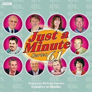 Just a Minute: Complete Series 61 Radio/TV Program