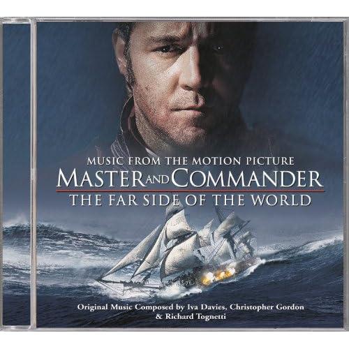 Master Commander Soundtrack Various artists