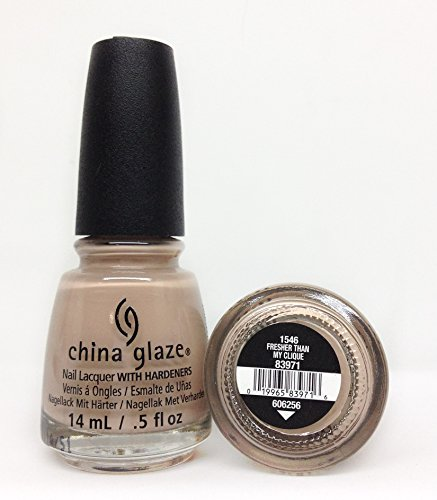 (China Glaze Fresher Than My Clique Nail Lacquer)