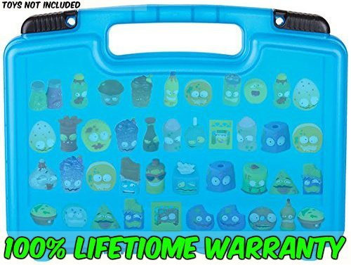 Life Made Better Toy Storage Organizer. Fits Up to 100 Figures. Compatible With Grossery Gang TM And Accessories