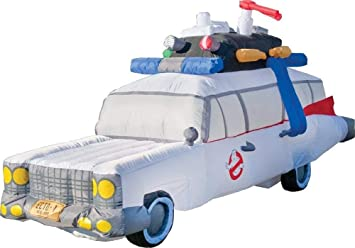 Classic Ecto 1 Inflatable Prop Amazon Co Uk Toys Games