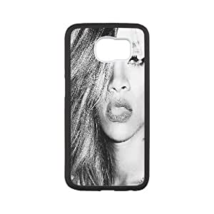 DIY Stylish Printing Rihanna Cover Custom Case For Samsung Galaxy S6 MK2H0834