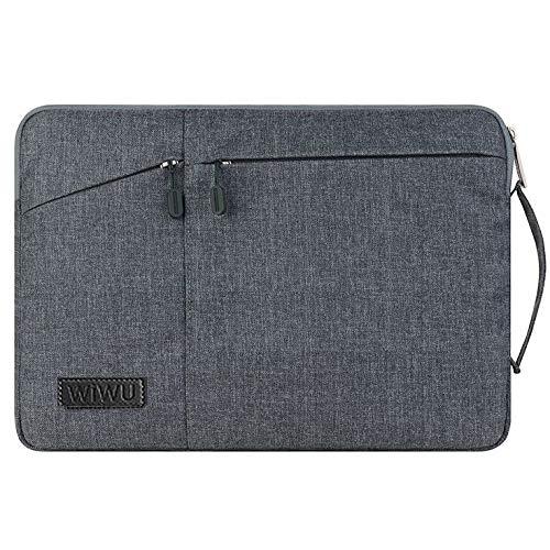 WIWU Laptop Sleeve Bag,Premium Water Resistant Case Cover Sh