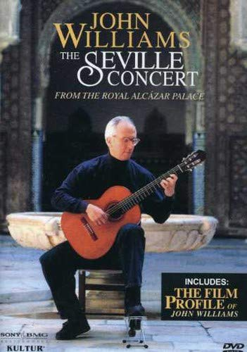 John Williams - The Seville Concert / John Williams, Paco Peña, Andrés Segovia by Kulter