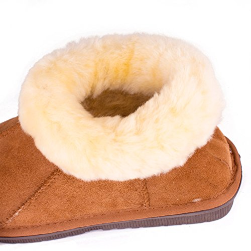 90aafa464 hot sale 2018 Warmie Australian Sheepskin Super Thick Premium Sheepskin  Slippers | Durable & Extra Fluffy