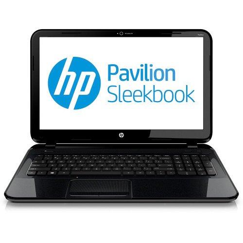 HP Pavilion Sleekbook 15-b123nr 15″ Laptop with AMD A6-4455M 2.1GHz, 4GB, 500GB, AMD Radeon HD 7500G, Wireless, Bluetooth, HDMI, Windows 8, Best Gadgets