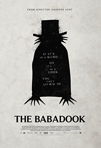 The Babadook 2014 Movie Poster
