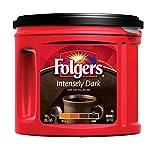Folgers Intensely Dark Ground Coffee 750g