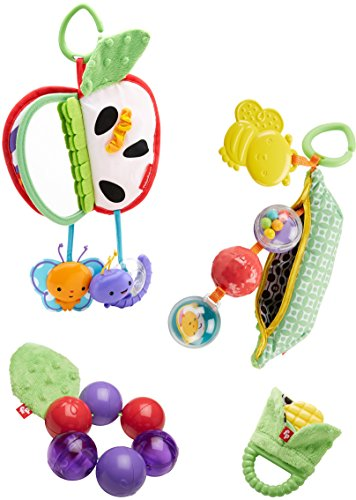 Fisher-Price Fruits & Veggies Gift Set ()