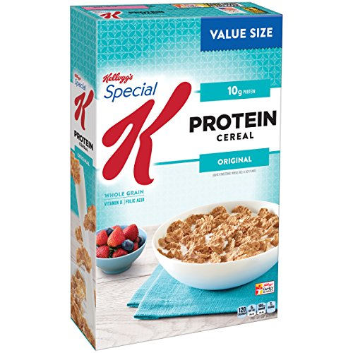 Top 10 recommendation special k protein cereal original for 2020