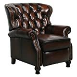 Presidential ll Top Grain Leather Chair Manual Recliner by Barcalounger Review