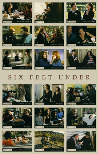 Six Feet Under 11 x 17 TV Poster - Style K