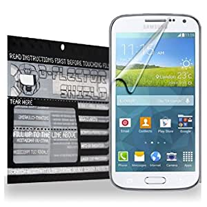 D-Flectorshield Samsung Galaxy K Zoom Screen Protector Scratch Resistant / Self Healing Technology / HD Clarity / lint and bubble free with Free Lifetime Replacement Program