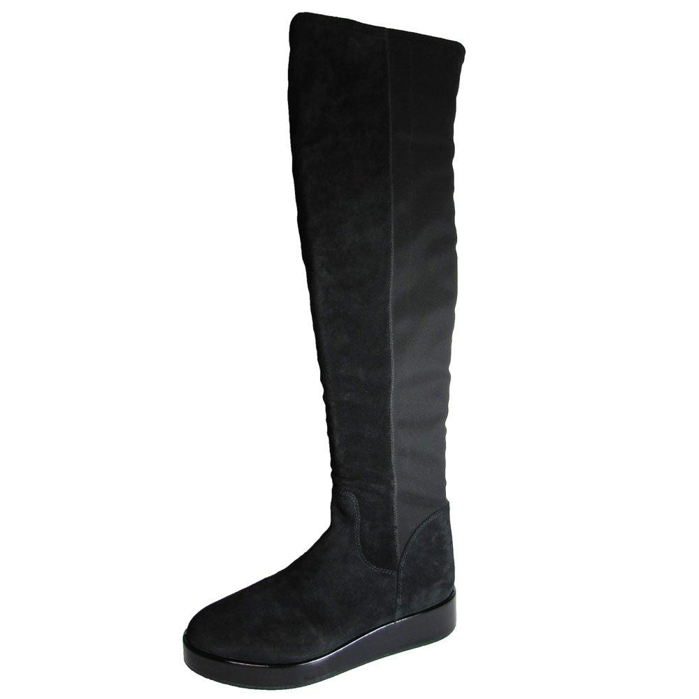 Gentle Souls Women's Dac Slouch Boot,Black,8 M US