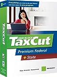 H&R Block TaxCut 2007 Premium Federal + State [OLD VERSION]