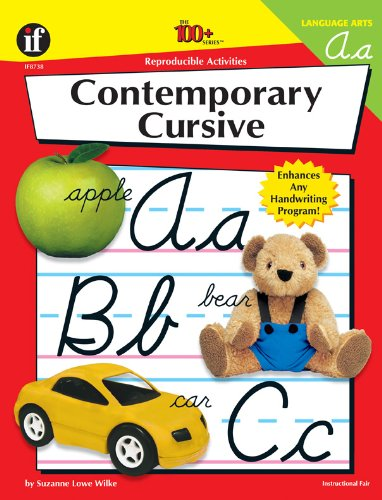 The 100+ Series Contemporary Cursive