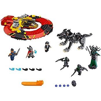 Amazon com: LEGO Super Heroes Super Hero Airport Battle 76051: Toys